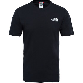 The North Face Redbox S/S Tee Herre tnf black